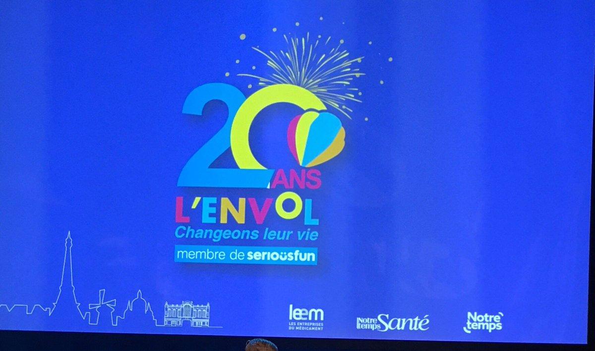 #Parolesdepatients coup de projecteur sur @LENVOLAsso une association qui fait un travail remarquable depuis 20ans pic.twitter.com/bLG85xXYyO