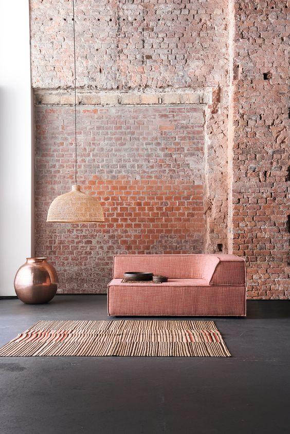 Bricks &amp; Pink #interiorismo #arquitecturainterior #interiors #interiorarchitecture<br>http://pic.twitter.com/TMjcjpJyiI