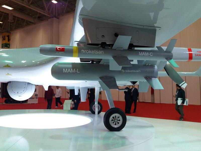 الطائره المسيره التركيه الجديده Bayraktar TB2 DL9fyZTXcAEzvTA