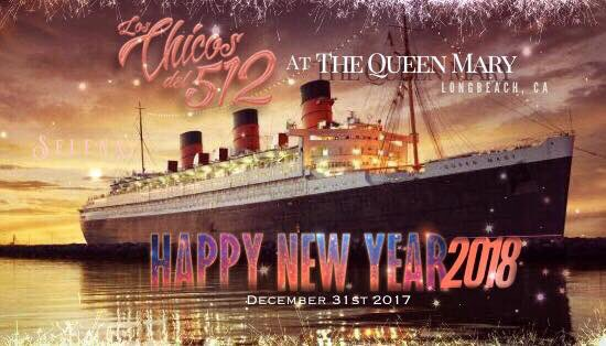 #NewYear2018 Come and celebrate with us the coming of a new year @TheQueenMary #selenaquintanilla #Selenatribute #Livetheexperience <br>http://pic.twitter.com/s0bvLTKWSd