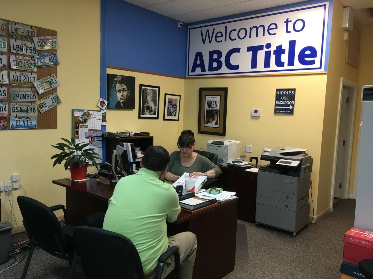 Have you recently paid off your #vehicle? Allow our friendly staff to assist you in removing the #Lienholder from the #Title. <br>http://pic.twitter.com/WF2QUF8Oe3
