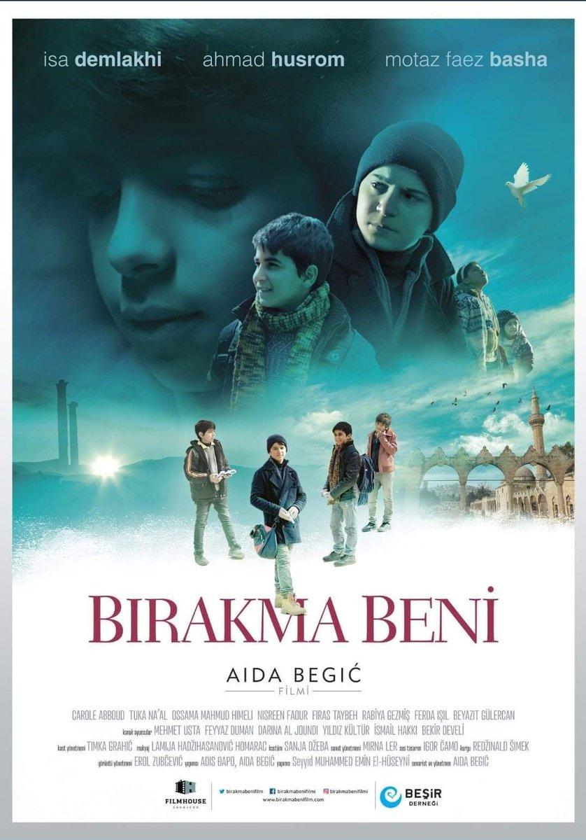 Aida Begiç in senaryosunu yazıp yönettiği Bırakma Beni 54. Uluslararası Antalya Film Festivalinde izleyiciyle buluşacak @birakmabenifilm