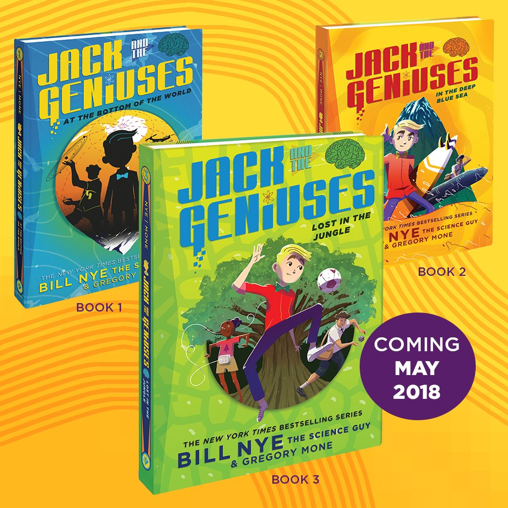 test Twitter Media - A new way to generate electricity, people. Inspired by the Amazon. Read about it in #JackAndTheGeniuses Book 3! https://t.co/qSFtHONzNi https://t.co/h22m1hAHyc