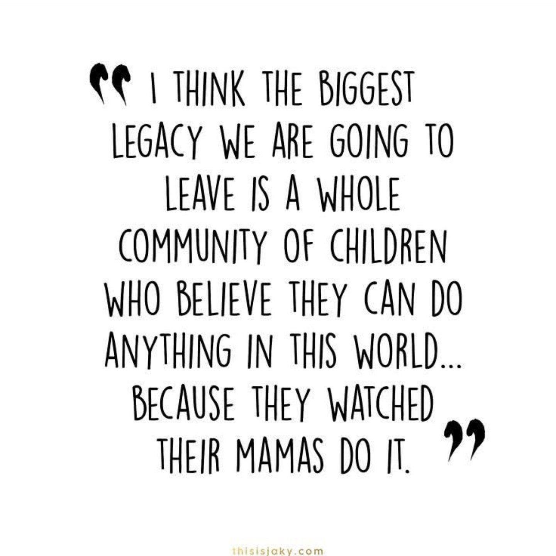 aint No hood like Motherhood 👑❤ https://t.co/6Wf9iLZhEq