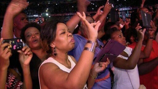 The way @mbali_nks is serving us in those dresses😍 #opwpresentersearch...
