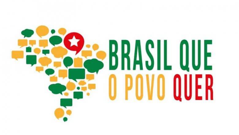 Brasil que o Povo Quer, plataforma do PT e da @fpabramo, será lançado no DF e mais sete estados. Veja o calendário: https://t.co/Scv50SNbIL