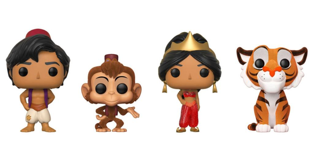 Funko just announced Nightmare Before Christmas mugs and Aladdin POP!s...