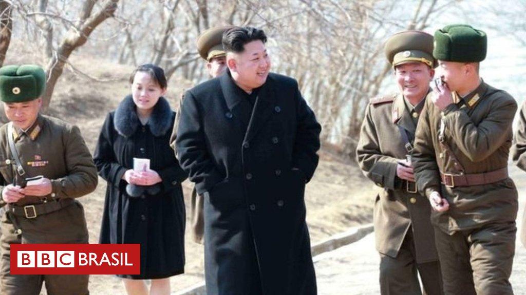 A promoção que evidencia a consolidação da família Kim Jong-un no poder da Coreia do Norte https://t.co/jJIkerZBZi