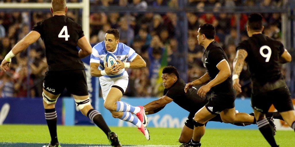 Rugby Championship | Los Pumas cayeron con los All Blacks que vuelven a ser campeones