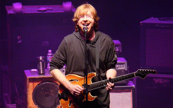 Happy Birthday to Trey Anastasio of