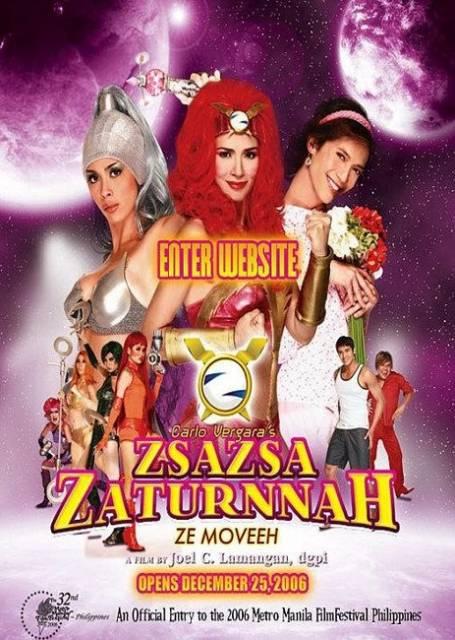ZsaZsa Zaturnnah Ze Moveeh