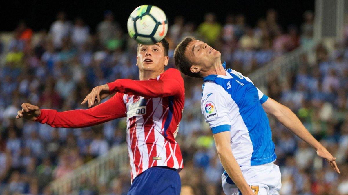 Video: Leganes vs Atletico Madrid