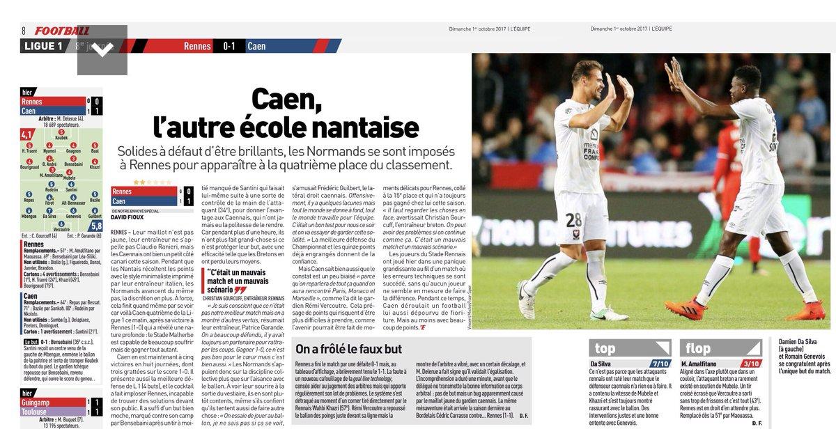 [8e journée de L1] Stade Rennais 0-1 SM Caen DLAcbshWAAYcRoV
