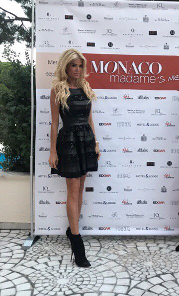 Ladies night #MonacoYachtShow