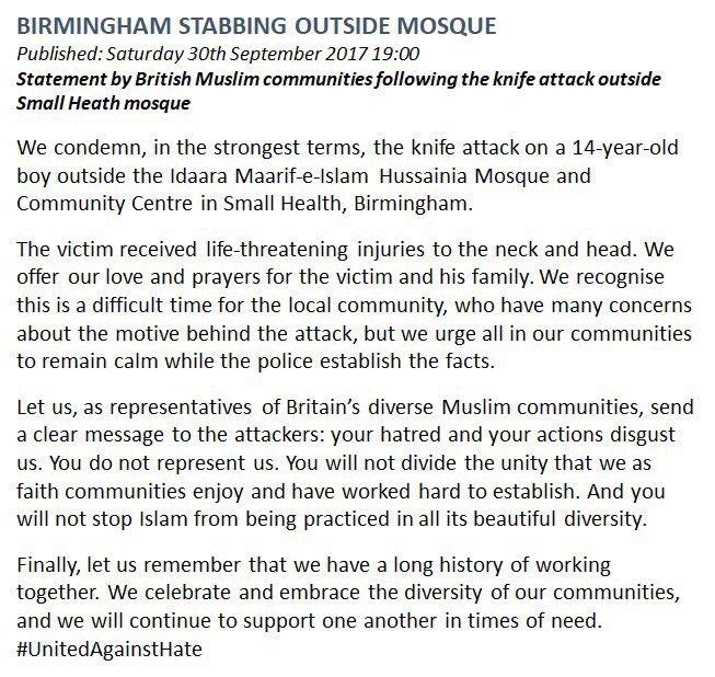 Christian Muslim Forum on Twitter: