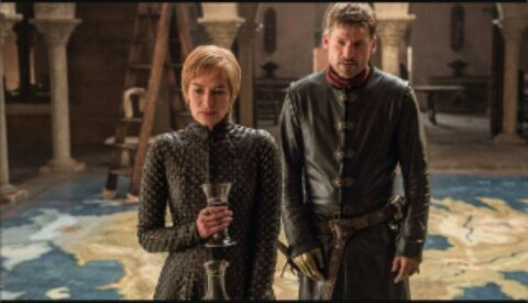 -Daenerys vino sólo con dos dragones, ¿d...