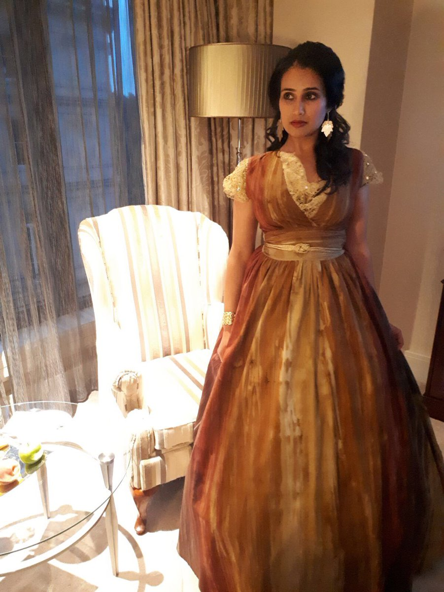 Selina Hotwani On Twitter Thank You So Much To Fashion Designer Moixaclothing For Providing Me With This Out Of This World Outfit For The Hgfball Today Https T Co Ttlyitzchz