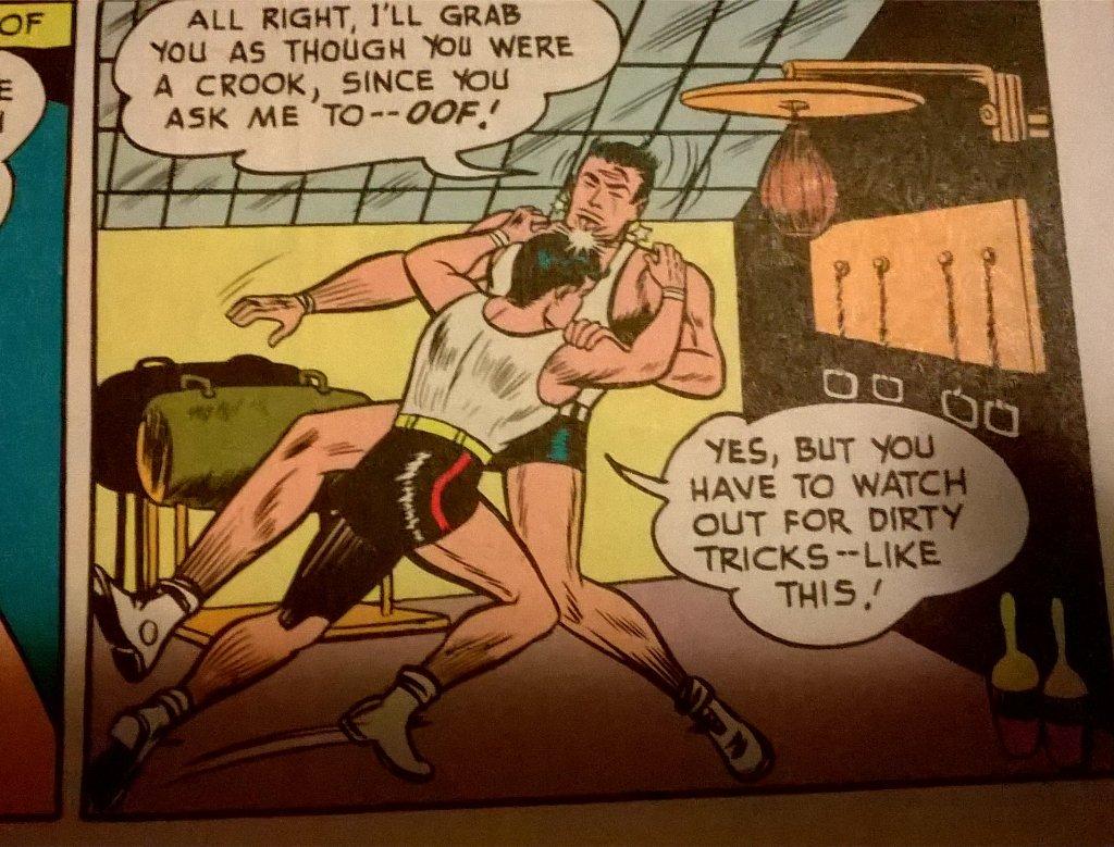 Homo erotic cartoons