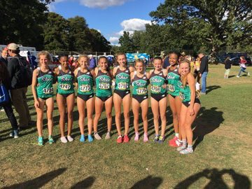 Shenathletics On Twitter Congrats To The Girls V Cross Country