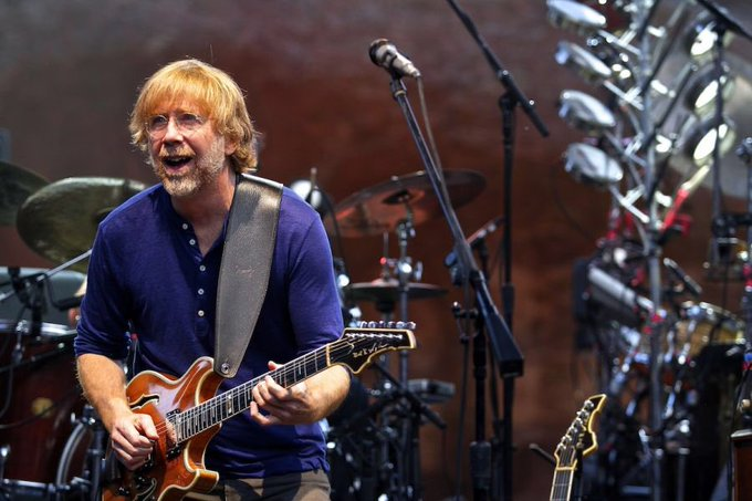 Happy birthday Trey Anastasio!