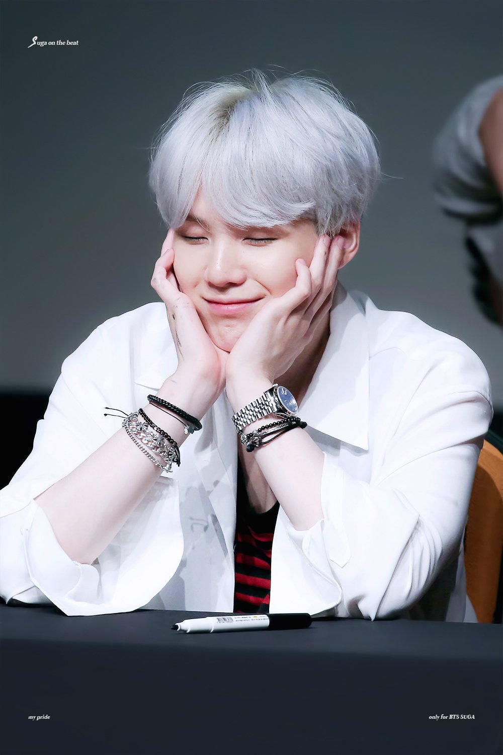 [Picture/Fansitesnap] BTS 'LOVE YOURSELF 承 Her' Fansign ...