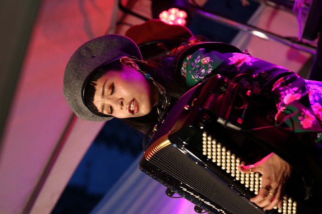 【osaka love festival ライブショット】 #チャラン・ポ・ランタン #Osakalovefestival #梅田 #フェス