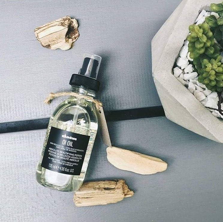 Do your hair a favor  #OiOil #Davines #SustainableBeauty #Sustainability https://t.co/ggG0pn6BDN