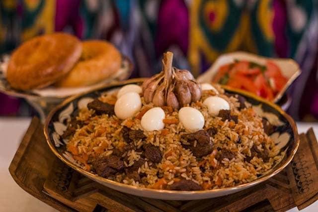 Рецепт настоящего плова по узбекски из свинины