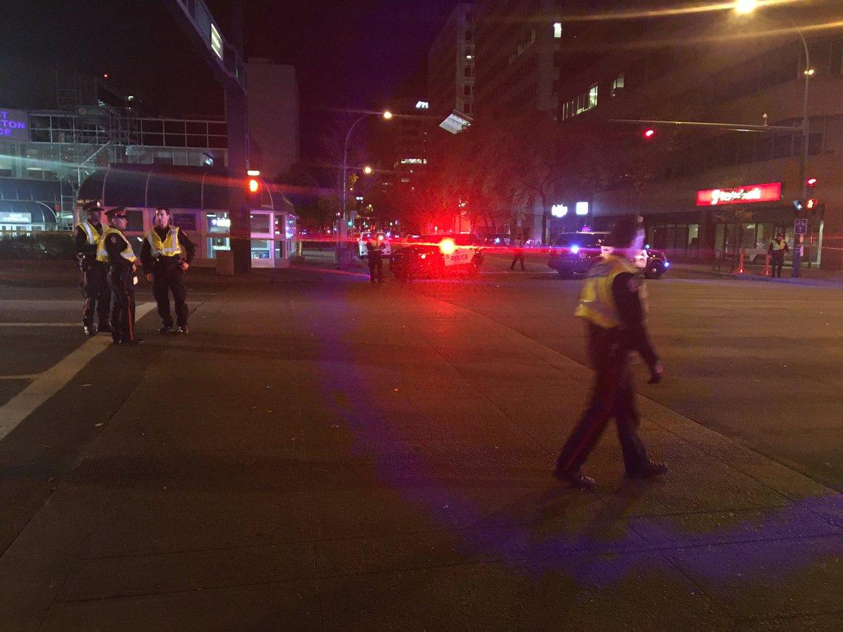 Terror Suspect Drives U-Haul Into Crowd in Edmonton: Canada Police