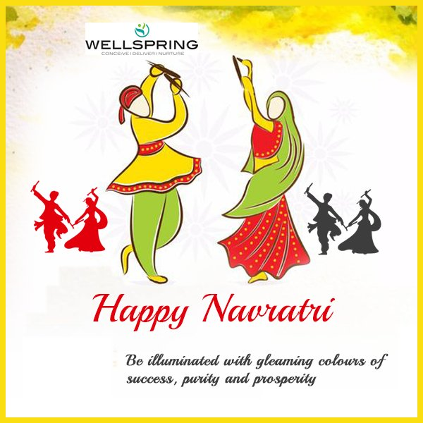 #HappyNavratri May this Navratri be Illuminated with Gleaming colors of Success, Purity and Prosperity.  http://www. wellspringhospitals.com  &nbsp;  <br>http://pic.twitter.com/Cx4dPCxidP