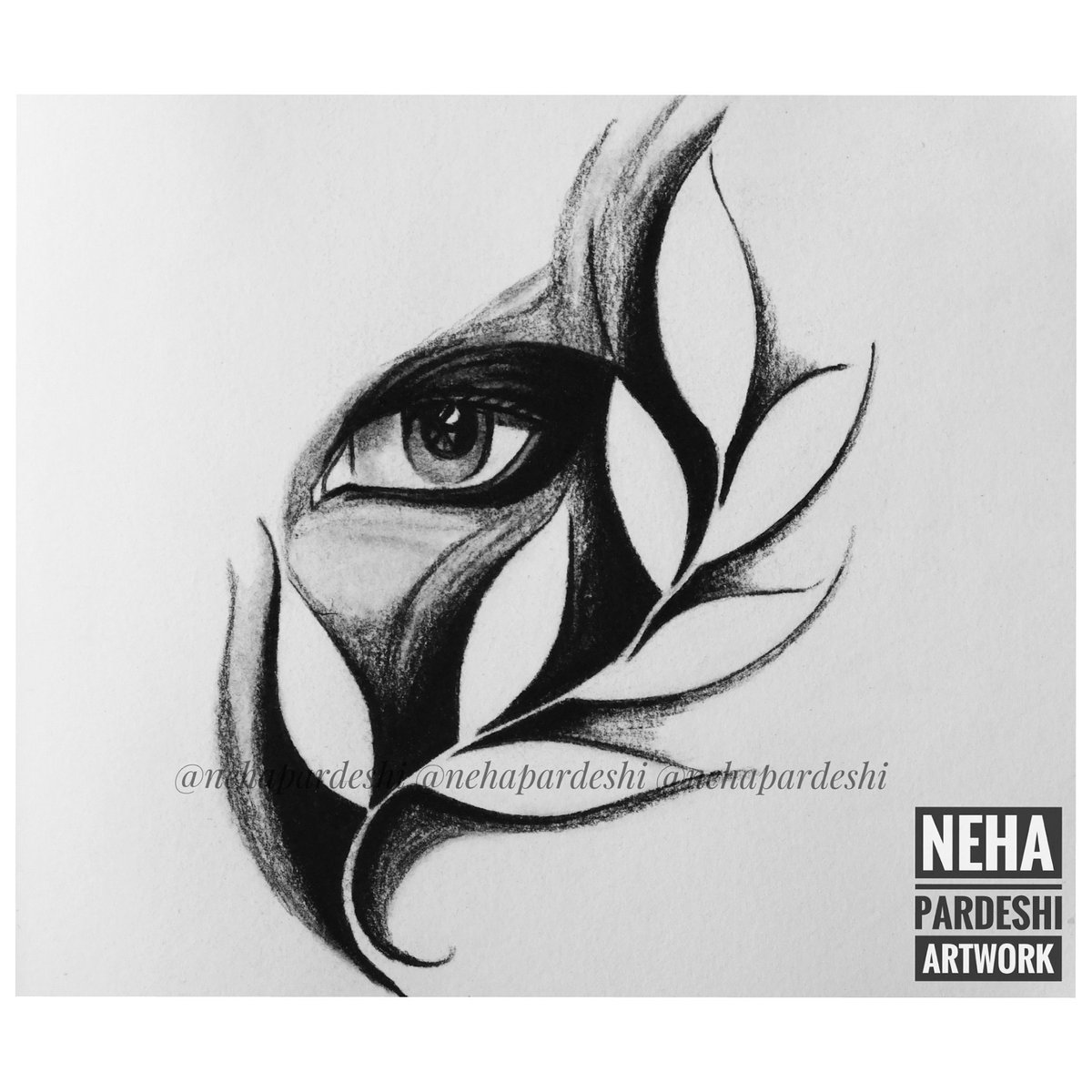 Nehapardeshiartwork hashtag on twitter