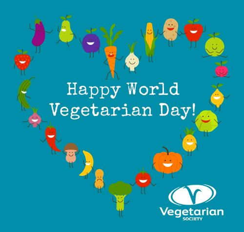 Happy World Vegetarian Day to all :) #worldvegetarianday https://t.co/QCCjxdslsj