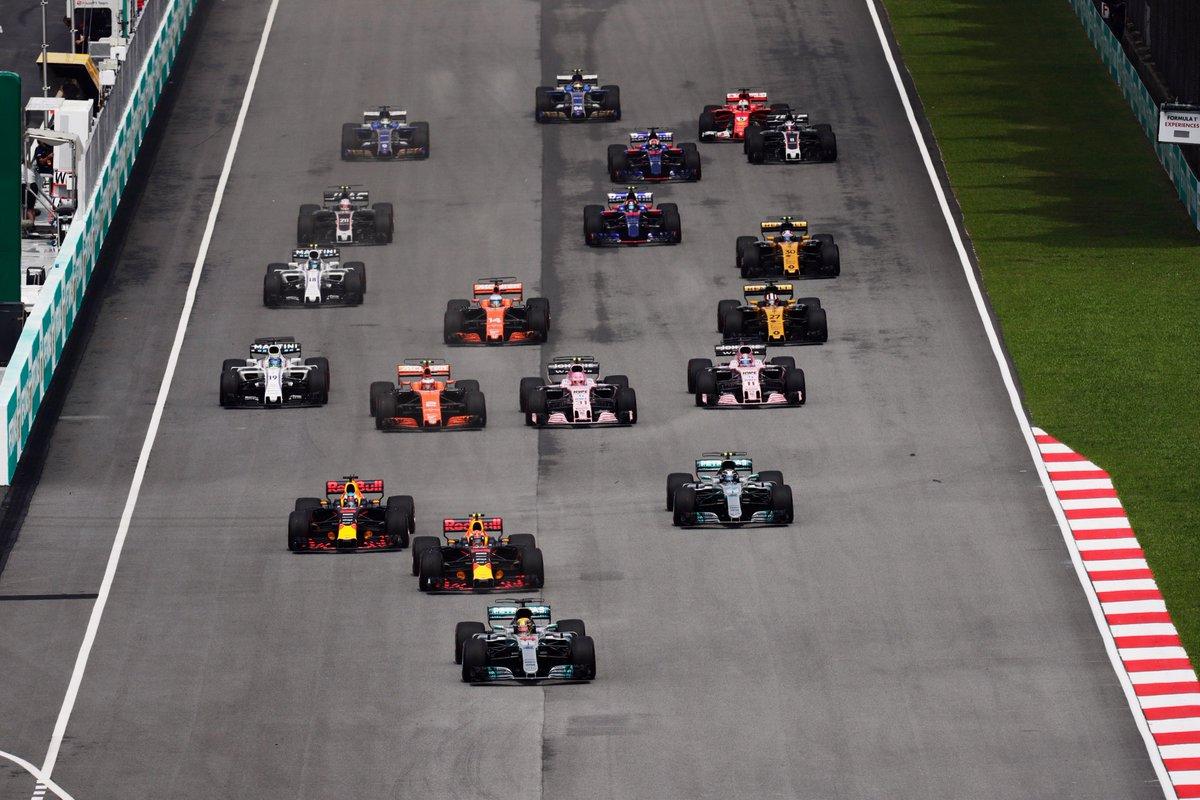 Blog F1 – La Maxima | Archive | Temporada 2017