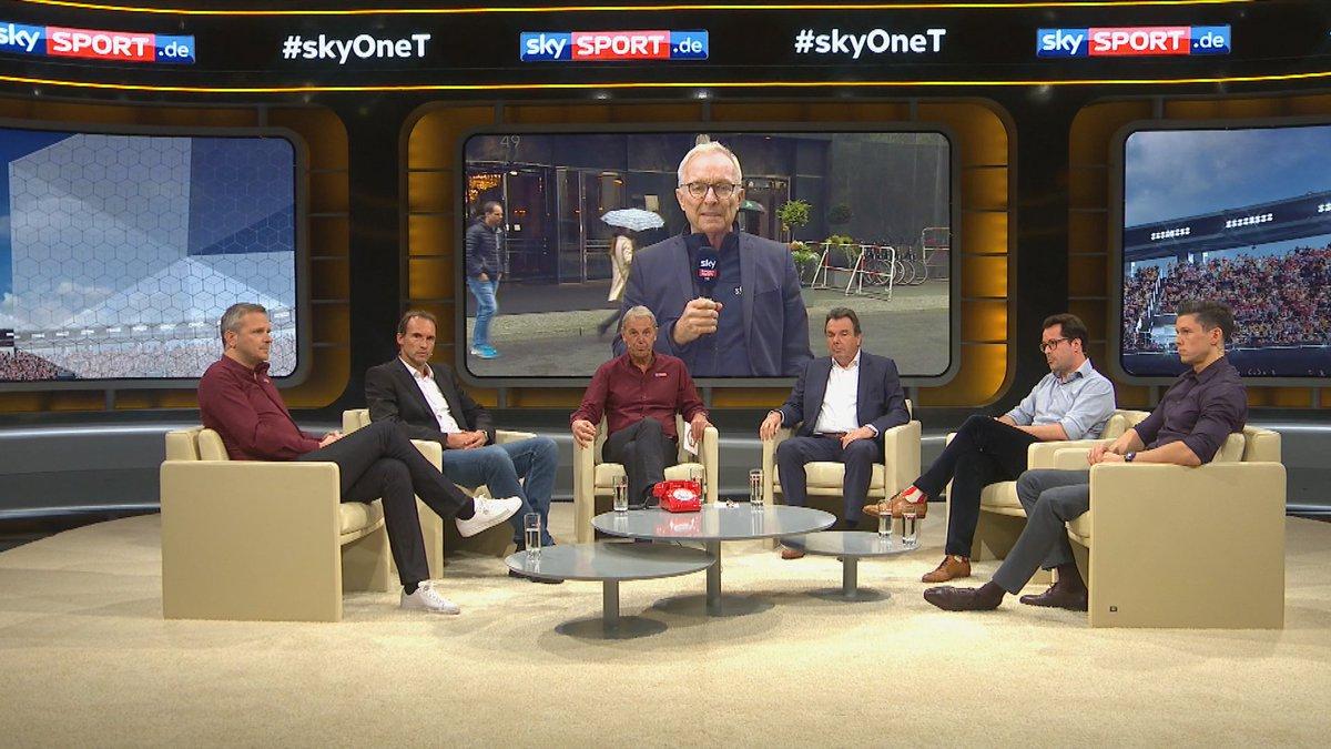 Sky Sport News Hd On Twitter Wontorra Der Kia Fußball Talk Heute