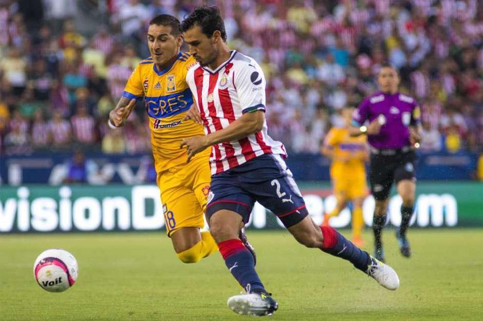 Guadalajara iguala 0-0 ante Tigres