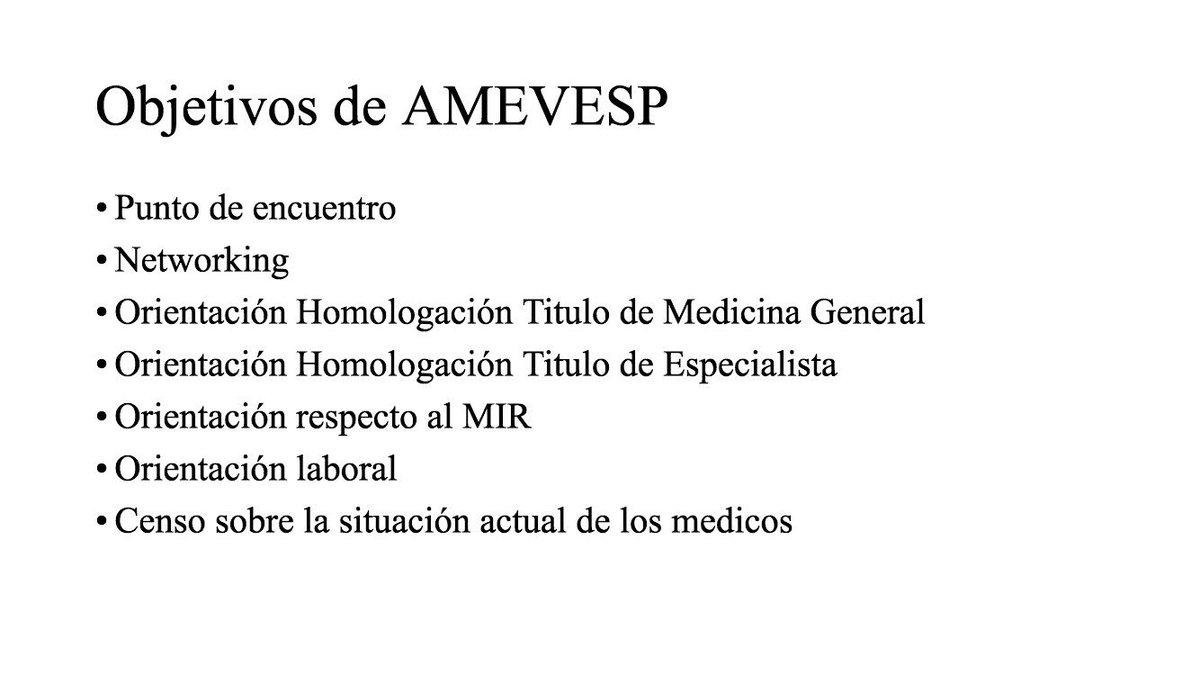 AMEVESP on Twitter: \