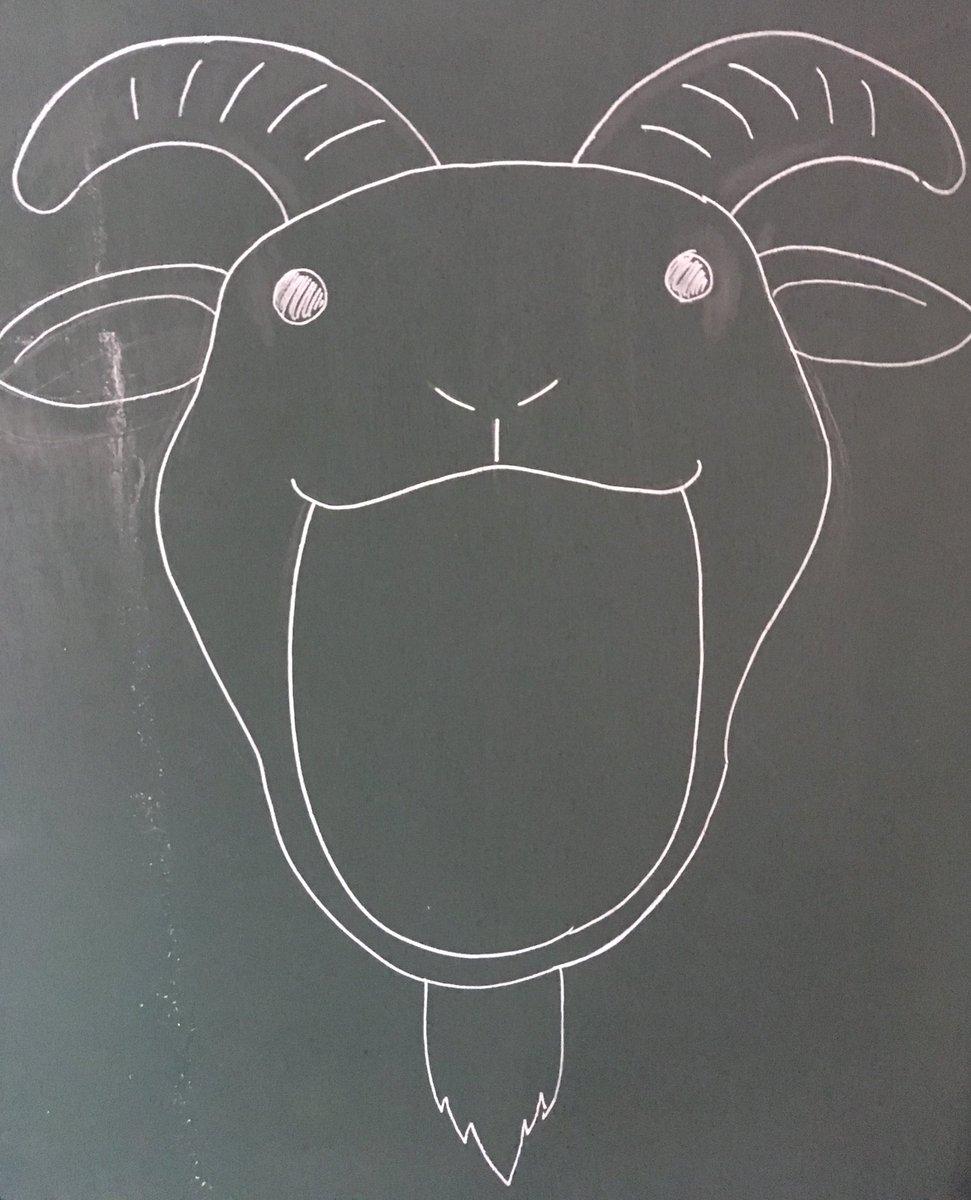 """秋吉台のハイジ on twitter: """"子ども達に動物クイズ! という事で"""