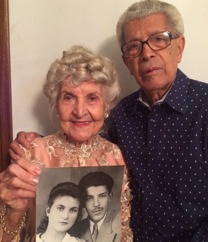 Idosos completam 73 anos de casamento e revelam segredo da união: 'paciência' https://t.co/DWms53p0Kb #G1
