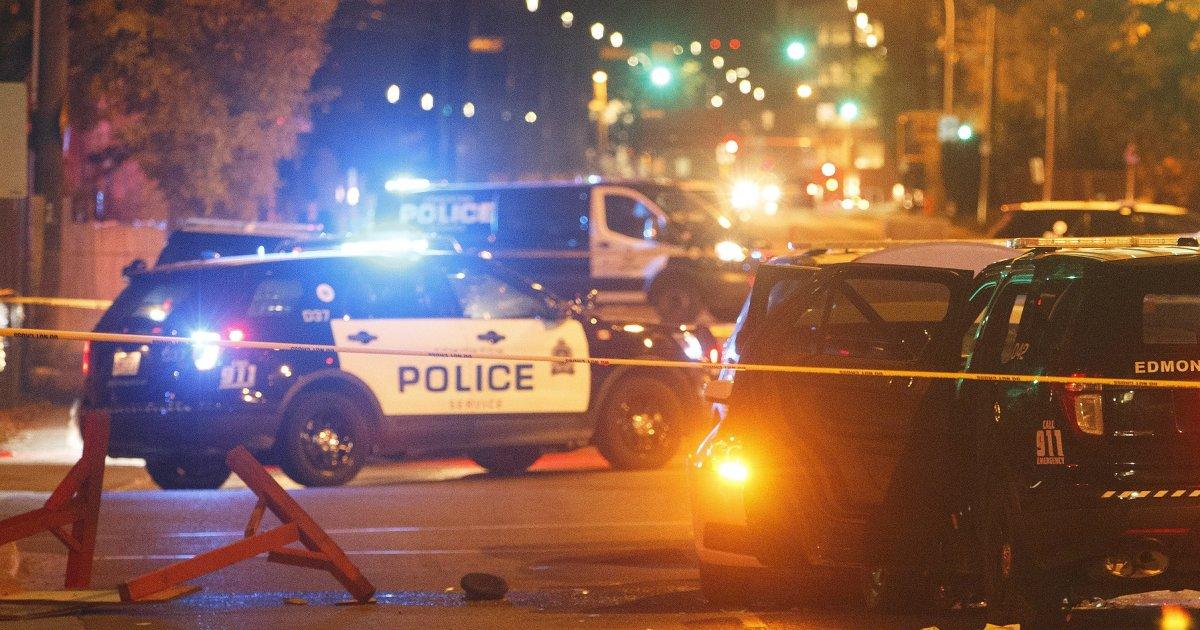 Attaque terroriste à #Edmonton: cinq personnes blessées dont un policier https://t.co/NZ3jCqaWjV