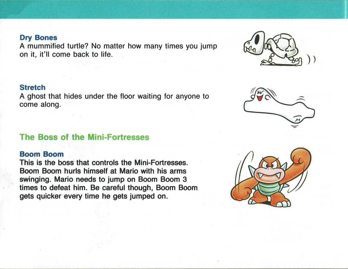 videogameart tidbits on twitter from the instruction booklet rh twitter com Super Mario Brothers 1985 Super Mario Comics