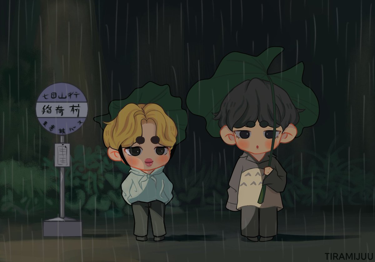 となりのトトロ ♡ | my neighbor taetaero 🏡 please do not use/repost#