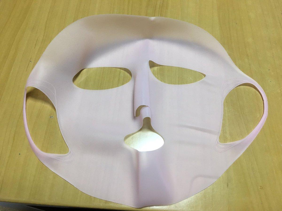 test ツイッターメディア - フェイスマスク用 シリコンマスク めっちゃ便利?? #シリコンマスク #ダイソー #潤マスク https://t.co/3NyGWeHz0b