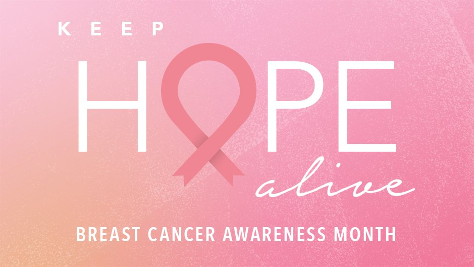 In October, and all year long, we offer hope to those affected by #breastcancer. https://t.co/GDDjnI1qom