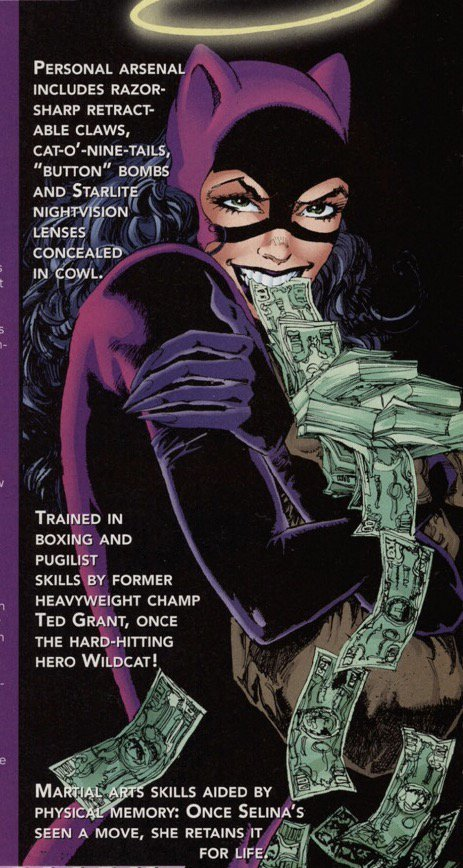 Catwoman gets naughty-25467