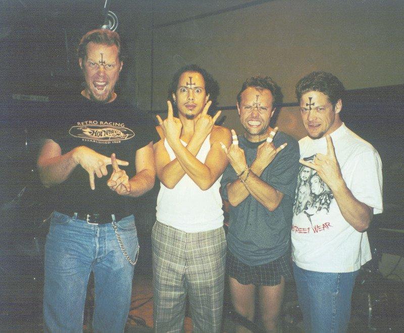 """MetallicA on Twitter: """"October 1st, 1998: #Metallica ..."""