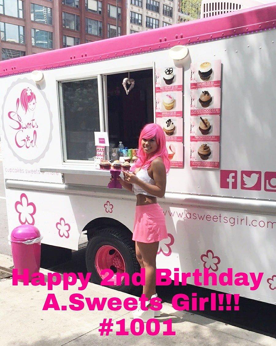 Sweeties Food Truck