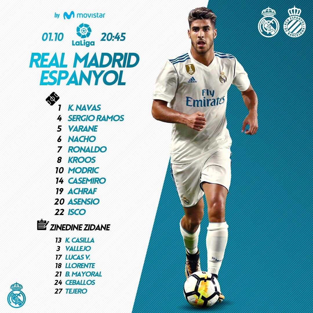 Real Madrid vs Espanyol DLEdCkkU8AAs_JV