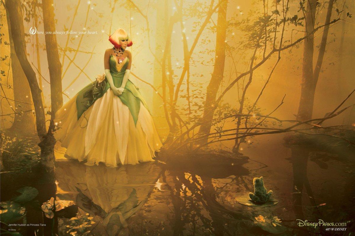 Hero Wallpaper On Twitter Annie Leibovitz Disney Dream