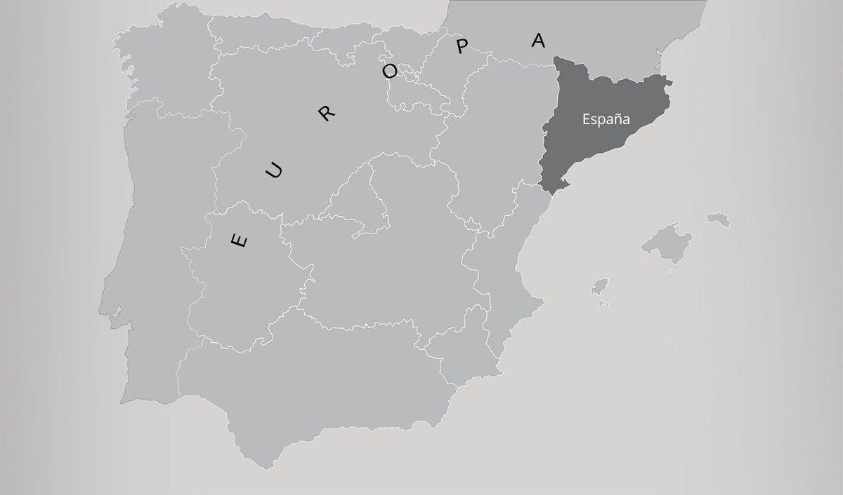 Mientras el Gobierno impedía el referéndum catalán, otras 16 comunidades aprovechaban para independizarse de España https://t.co/n9aNiNMnkL