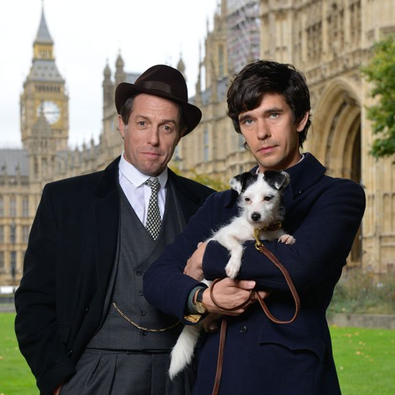 First-look at Hugh Grant and Ben Whishaw in Russell T. Davies' @BBCOne drama #AVeryEnglishScandal, plus full cast: https://t.co/o0EkZqK0B2